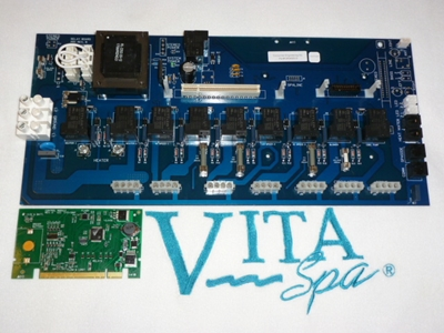 454005-D, 454002-D, Vita Spa Relay Board, Processor Card Combo  Vita Spa Relay Board, Processor Card Combo 454005D, 0454005D, 30545005D, 454002D, 0454002D, 30454002D, Vita Spa ICS Spa Pack, 454005D, 0454005D, Consumer Engineering Inc 0454005D, Maax Spas 30454005D, Vita Spa, relay board, Circuit Board, PCB D 08 Relay No Stereo Domestic, D 2008, 454005 D, 30454005 D, 454002 D, 454005 V05D,Vita Spa ICS Spa Pack, processor card, 454002D, 0454002D, Consumer Engineering Inc 0454002D, Maax Spas 30454002D, Vita Spa, pc card, PCB Board, DS 08 Control Card, D 2008, 454002 D, 30454002 D, 454005 V05D