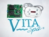 Vita Spa 451206, 451127 Vita Spa Duet Circuit Board & Spa Side Controller Combo Deal  Vita Spa Duet, LD15, 451206, 0451206, Vita Spa 451206, Consumer Engineering 451206, 451127, 0451127, Vita Spa 451127, Consumer Engineering 451127, Duet Topside, duet controller, vita spa controller,  duet controller, duet top side, duet spa side
