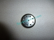 211512, Vita Spa Air Injector Cap Only in Chrome