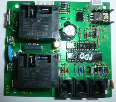 451206, Vita Spa LD15 Duet Power Board Vita Spa Duet, LD15, 451206, 0451206, 30451206, Vita Spa 451206, Consumer Engineering 451206, 0451126